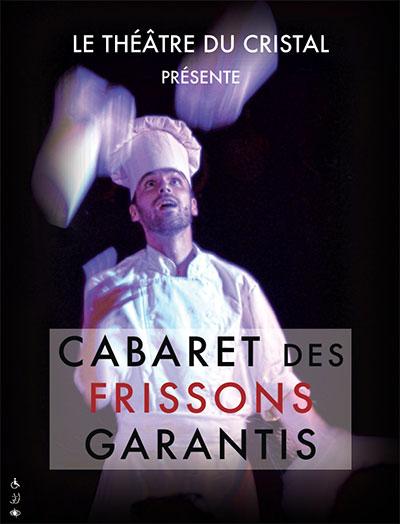 affiche Cabaret des frissons garantis