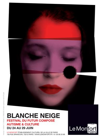 affiche Blanche – Neige