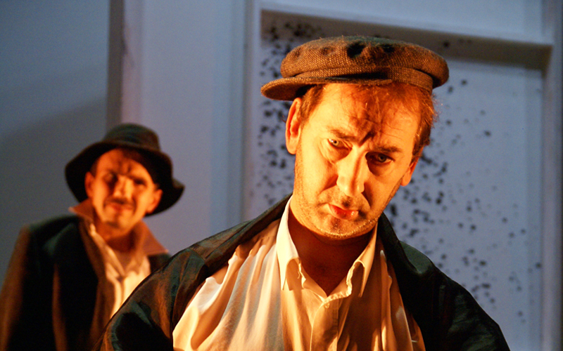 Dramatiques - Théâtre du Cristal - Comédiens en situation de handicap