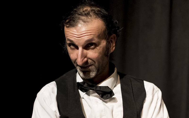 Cabaret des frissons garantis  - Théâtre du Cristal - comédiens en situation de handicap