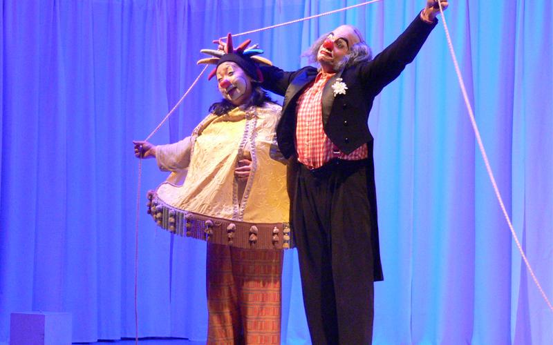 Ô - Théâtre du Cristal - Comédiens en situation de handicap