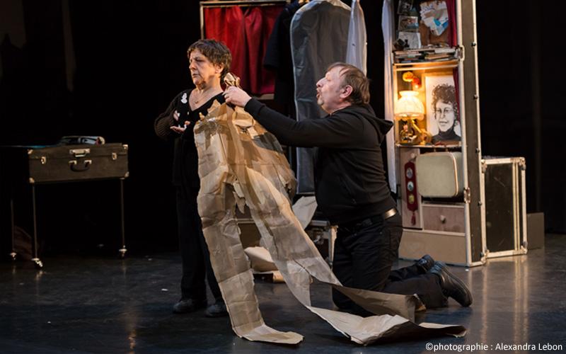 Théâtre du Cristal, Handicap, Marionnette, Gilbert Epron, Josette Kalifa, Antoine Rosset