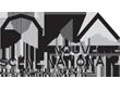 Logo de Points Communs, nouvelle scène nationale de Cergy-Pontoise et du Val d'Oise