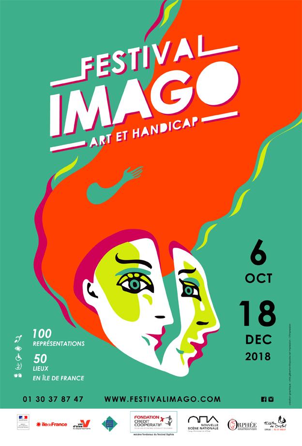 Affiche IMAGO 2018