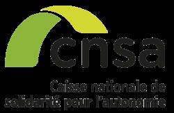Logo de la CNSA, Caisse Nationale de Solidarité pour l'Autonomie | Logo de la CNSA, Caisse Nationale de Solidarité pour l'Autonomie